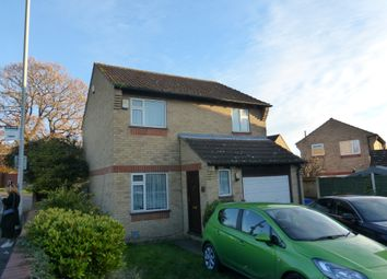 Thumbnail 3 bed detached house for sale in Harpsfield, Norwich
