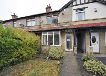 Thumbnail 3 bed terraced house for sale in Harbour Crescent, Wibsey, Bradford