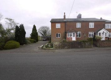 Thumbnail 3 bed semi-detached house for sale in Castle Cottages, High Ongar Road, Ongar