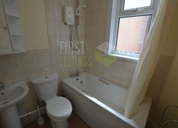 Thumbnail 4 bedroom terraced house to rent in Beckingham Road, Evington