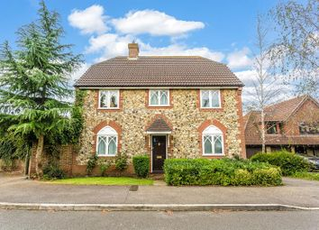 Thumbnail 4 bed detached house for sale in Danvers Way, Caterham