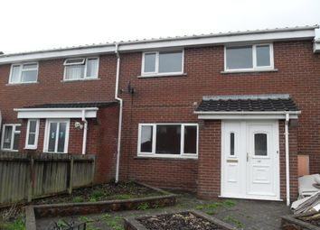Thumbnail 3 bedroom terraced house to rent in Churchill Crescent, South Molton