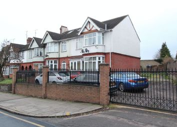 Thumbnail 3 bed end terrace house for sale in Old Bedford Road, Luton