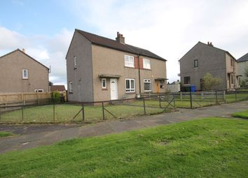 Thumbnail 2 bed semi-detached house for sale in Munro Avenue, Kilmarnock