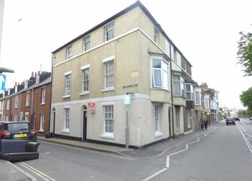 Thumbnail 4 bedroom end terrace house for sale in Bath Street, Weymouth, Dorset