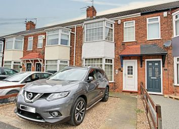 Thumbnail 2 bed terraced house for sale in Patterdale Road, Hull