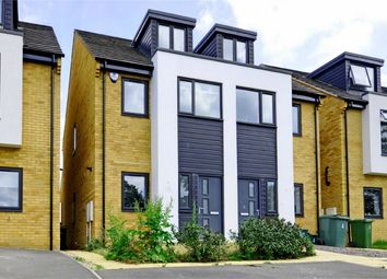 3 bed semi-detached house to rent in Newdawn Place, Cheltenham, Gloucestershire GL51
