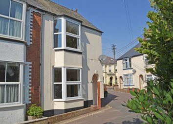 Thumbnail 2 bed end terrace house for sale in Riverside Terrace, Riverside, Sidmouth