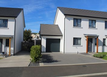 Thumbnail 3 bed semi-detached house to rent in Rental Cronk View Crescent, Port Erin, Isle Of Man