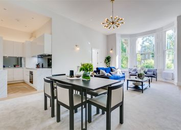 Warrington Crescent, Little Venice, London W9. 2 bed flat