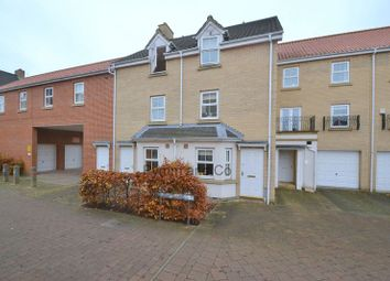Thumbnail 4 bed town house to rent in Kenneth Mckee Plain, Norwich