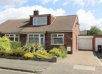 Thumbnail 3 bed bungalow for sale in Longhirst Drive, Woodlands Park, Wideopen
