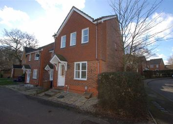Thumbnail 3 bedroom end terrace house to rent in Fairfield Way, Stevenage, Herts