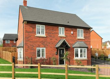 "Thumbnail 4 bed detached house for sale in ""The Winchester"" at Caravan Site, Measham Road, Appleby Magna, Swadlincote"