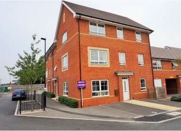 Thumbnail 2 bed maisonette for sale in Charles Arden Close, Maybush, Southampton