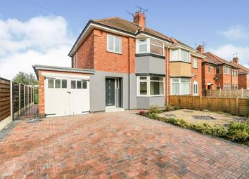 St. Lukes Grove, York, North Yorkshire, England YO30. 3 bed semi-detached house