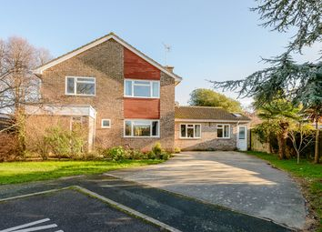 Thumbnail 5 bed detached house for sale in Stoborough Close, Weymouth