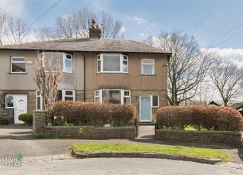 Thumbnail 3 bed semi-detached house for sale in Castle Close, Colne