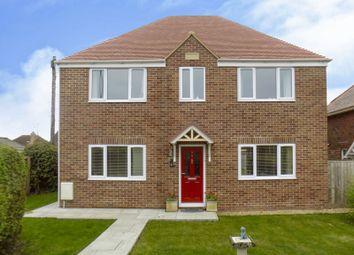 Thumbnail 4 bedroom detached house for sale in Ermin Street, Blunsdon, Swindon