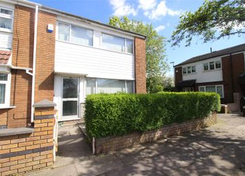 Thumbnail 3 bed end terrace house to rent in Woodlands Road, Huyton, Liverpool, Merseyside