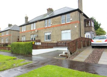 Thumbnail 2 bed flat for sale in Den Walk, Methil, Fife