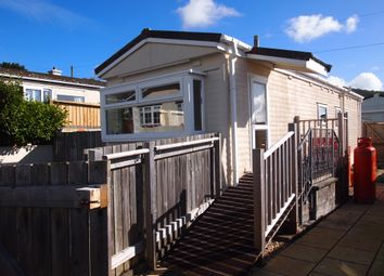 Thumbnail 1 bedroom mobile/park home for sale in Dune View Park Home, Braunton