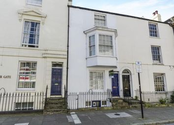 Thumbnail 4 bed terraced house for sale in Bernard Street, Southampton