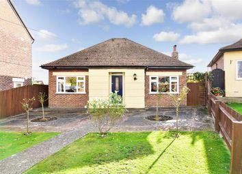 Thumbnail 2 bed detached bungalow for sale in Dean Road, Rochester, Kent