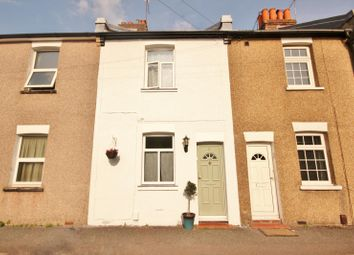 Thumbnail 2 bed terraced house to rent in Beaconsfield Place, Epsom, Surrey