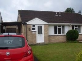Thumbnail 1 bed bungalow to rent in Silverbirch Close, Whitchurch, Cardiff