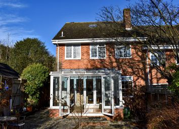 Thumbnail 4 bed end terrace house for sale in Hollywood Lane, Lymington