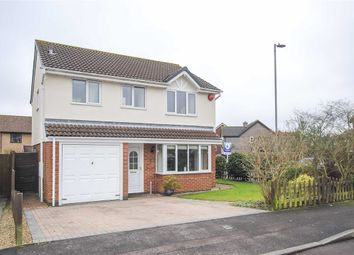 Thumbnail 4 bed detached house for sale in Warren Close, Bradley Stoke, Bristol