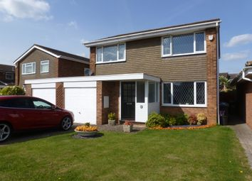 Thumbnail 4 bed detached house for sale in Byron Place, Eaton Ford, St. Neots