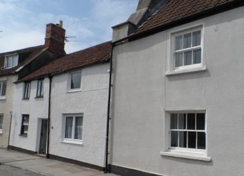 Thumbnail 2 bed terraced house for sale in Tucker Street, Wells