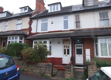 Thumbnail 4 bedroom terraced house for sale in Bingham Road, Nottingham
