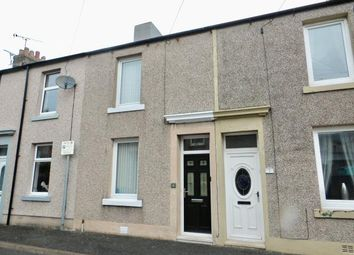 Thumbnail 2 bed terraced house for sale in Garfield Street, Workington, Cumbria