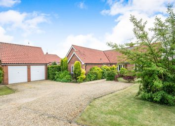 Thumbnail 3 bedroom detached bungalow for sale in Warners Meadow, North Pickenham, Swaffham
