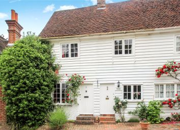Thumbnail 2 bed end terrace house for sale in Church Street, Hartfield
