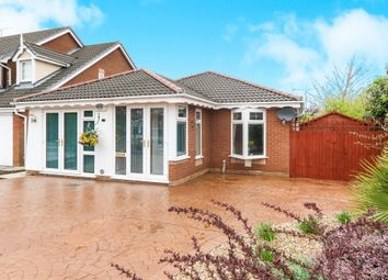 Thumbnail 2 bed detached bungalow for sale in Shetland Drive, Ellesmere Port