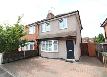 Thumbnail 3 bed semi-detached house for sale in Wootton Street, Bedworth