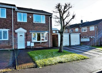Thumbnail 3 bed semi-detached house for sale in Rannoch Drive, Mansfield