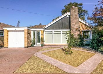 Thumbnail 3 bed bungalow for sale in Whiteoaks Road, Oadby, Leicester, Leicestershire