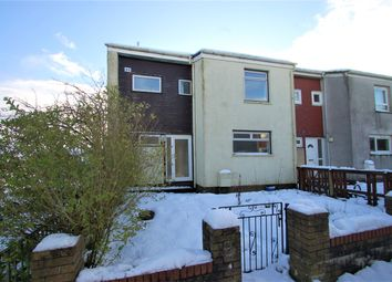 Thumbnail 4 bed end terrace house for sale in Cypress Crescent, East Kilbride