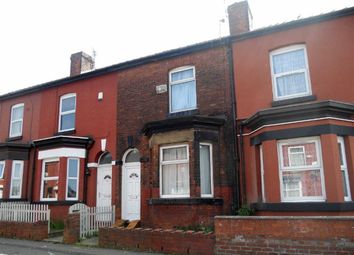 Thumbnail 2 bed terraced house for sale in Sandown Street, Abbey Hey, Manchester