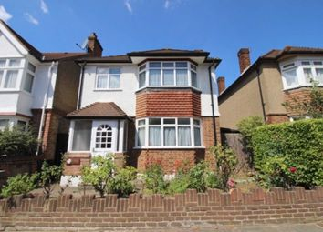Thumbnail 4 bed detached house to rent in Leyborne Avenue, London