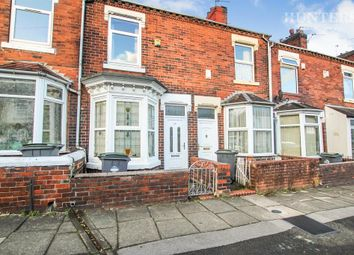 Thumbnail 2 bed terraced house for sale in Warrington Road, Hanley, Stoke-On-Trent