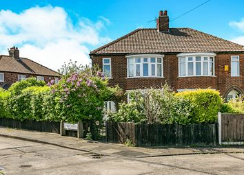 Thumbnail 3 bedroom semi-detached house for sale in Ullswater Avenue, Middlesbrough