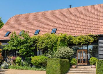Thumbnail 5 bed barn conversion for sale in Cambridge Road, Babraham, Cambridge
