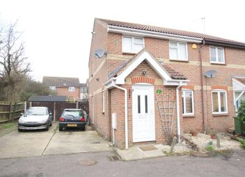 Thumbnail 3 bedroom semi-detached house for sale in Kestrel Grove, Rayleigh