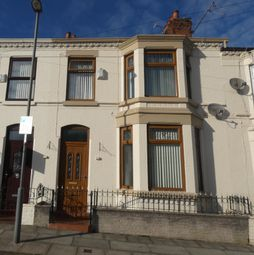 Thumbnail 3 bed terraced house for sale in Clovelly Road, Anfield, Liverpool
